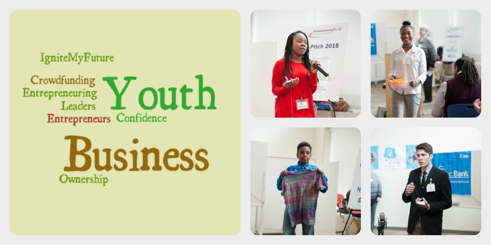 entrepreneurship the future for our youth That our youth are beginning to engage in entrepreneurship and innovation is a promising development for the country it must be sustained.